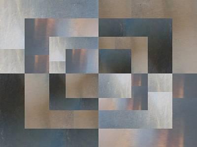 Digital Art - Brushed 26 by Tim Allen