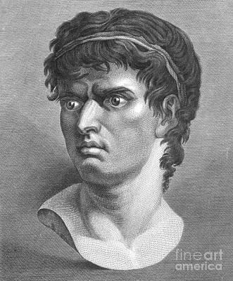 Brutus, Roman Politician Art Print by Photo Researchers