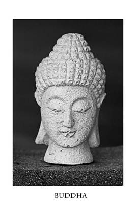 Photograph - Buddha by Zoe Ferrie