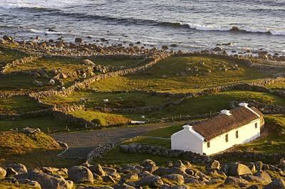 Bunbeg, County Donegal, Ireland Sunset Art Print