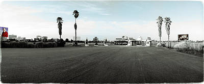 Photograph - Burlingame Drive-in by Jan W Faul