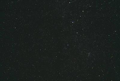 Cassiopeia Constellation Art Print by John Sanford