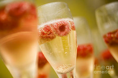 Photograph - Champagne by Kati Finell