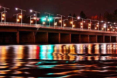 Photograph - Champlain Bridge by Joshua McCullough