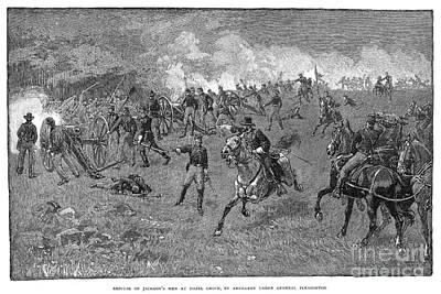 Chancellorsville, 1863 Art Print by Granger