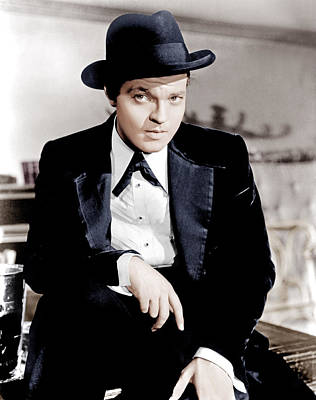 Citizen Kane, Orson Welles, 1941 Art Print