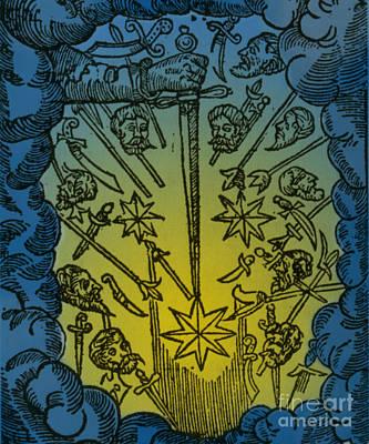 Comet, 1665 Art Print by Science Source