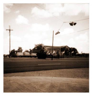 Photograph - Cotton Gin Baskin Louisiana by Doug Duffey
