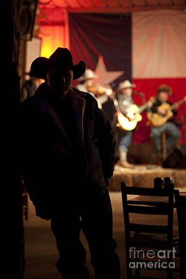 Cowboy Original by David  Rusch