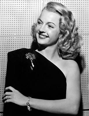 Dale Evans 1912-2001, American Actress Print by Everett