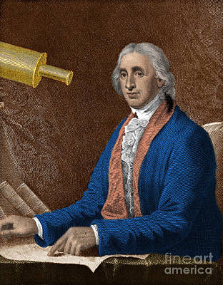 1732 Photograph - David Rittenhouse, American Astronomer by Science Source
