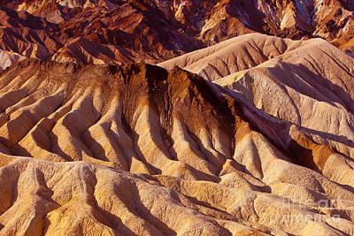 Photograph - Death Valley by Brian Jannsen
