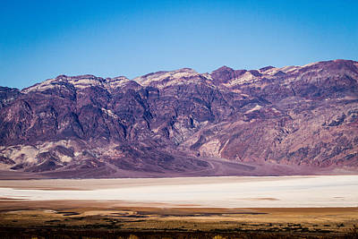 Photograph - Death Valley by Jean Noren