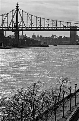 All You Need Is Love - East River NYC by Robert Ullmann