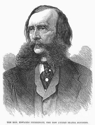 Edwards Pierrepont Art Print by Granger