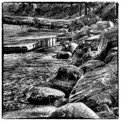 Sandy Beach Photograph - Elkins North Beach by David Patterson