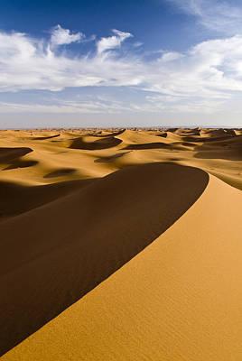Erg Chigaga, Sahara Desert, Morocco, Africa Art Print by Ben Pipe Photography