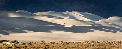 Photograph - Eureka Dunes Panorama by Jean Noren