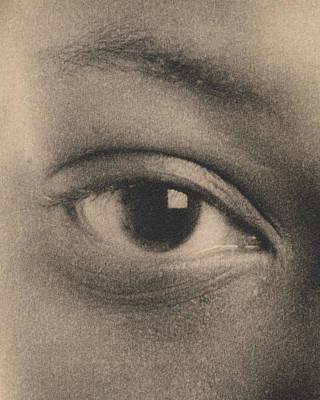 Eye Art Print by Cristina Pedrazzini