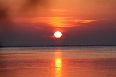 Photograph - Florida Sunrise by Jeanne Andrews