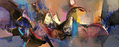 Follow The Dream Art Print by Ognian Kuzmanov