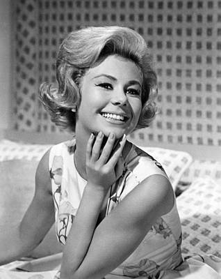 1963 Movies Photograph - For Love Or Money, Mitzi Gaynor, 1963 by Everett