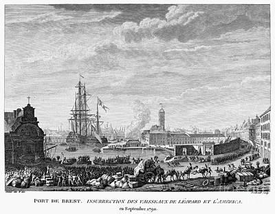 French Revolution, 1790 Art Print by Granger