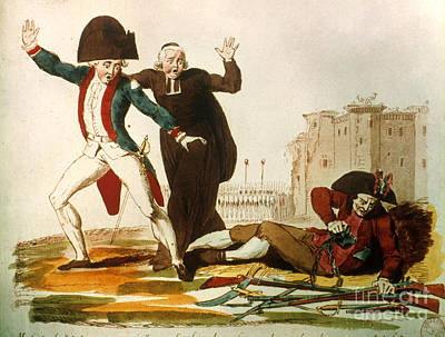 French Revolution, 1792 Art Print