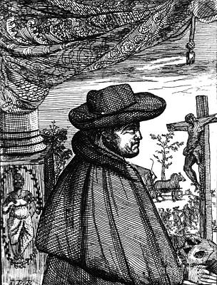 Frère Jacques Beaulieu, French Print by Science Source