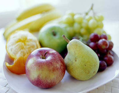 Fruits Art Print by David Munns