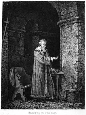 Galileo Galilei (1564-1642) Art Print by Granger