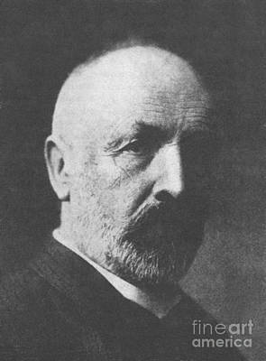 Infinite Numbers Georg Cantor Photograph - Georg Cantor, German Mathematician by Science Source