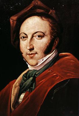 Gioacchino Rossini Art Print by Granger