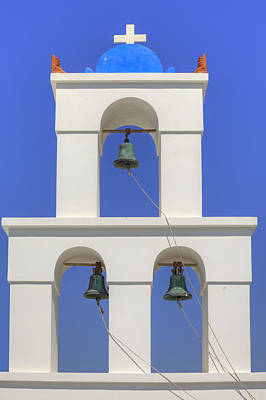 Photograph - Greek Chapel by Joana Kruse