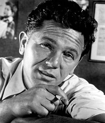 1951 Movies Photograph - He Ran All The Way, John Garfield, 1951 by Everett
