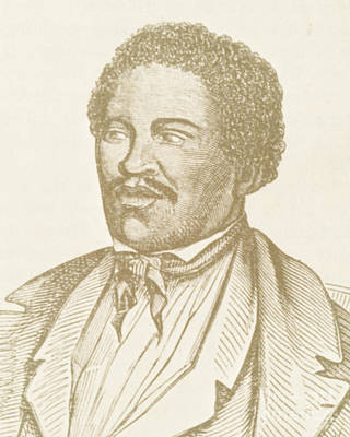Abolition Photograph - Henry Box Brown, African-american by Photo Researchers