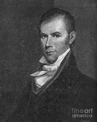 Henry Clay (1777-1852) Art Print by Granger