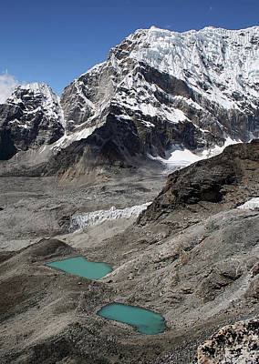 Nepal Scenes Photograph - Himalayan Landscape by Pal Teravagimov Photography