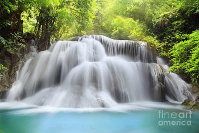 Huai Mae Kamin Waterfall Original