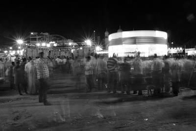 India Photograph - Indian Carnival by Sumit Mehndiratta