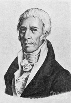 Jean-baptiste Lamarck, French Naturalist Art Print by Science Source