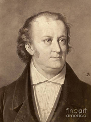 Jean Paul Friedrich Richter Print by Granger