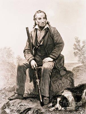 John James Audubon, French-american Art Print by Science Source