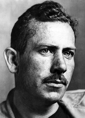 Ev-in Photograph - John Steinbeck 1902-1968, American by Everett