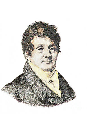 Fourier Photograph - Joseph Fourier, French Mathematician by Science Source