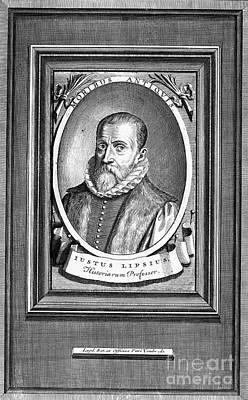 Justus Lipsius (1547-1606) Art Print by Granger