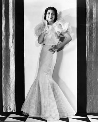 Kay Francis, Circa 1930s Art Print