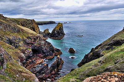 Photograph - Kynance Cove by Andrea Everhard