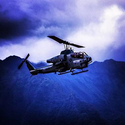 Helicopter Photograph - #like @tagsforlikes #like4like by Artistic Shutter