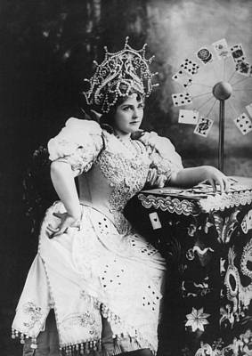 Lillian Russell 1861-1922, American Art Print by Everett